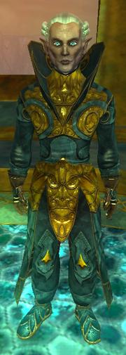 Runekeeper Talisyn