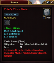 Thief's Chain Tunic