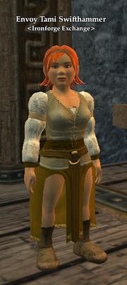 Envoy Tami Swifthammer