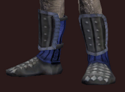 Darkblade's Massacring Boots (Equipped)
