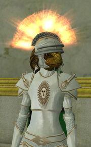 Freeport Legionnaire's Helmet (Visible)