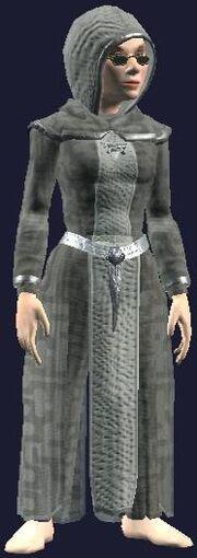 Ji'Lum's Robe of Darkness (Equipped)