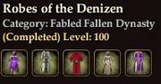 Robes of the Denizen