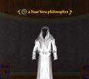 A Naar'Yora philosopher