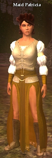 Maid Patricia
