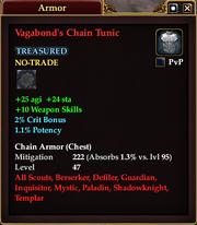 Vagabond's Chain Tunic