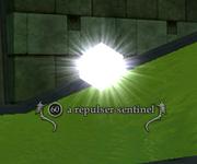 A repulser sentinel