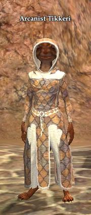 Arcanist Tikkeri
