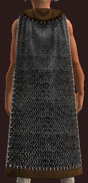Nektropos Diviner's Mantle (Equipped)