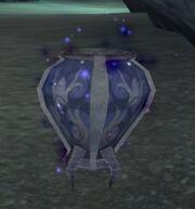 Slumber spell urn