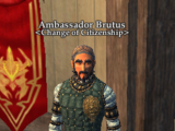 Ambassador Brutus