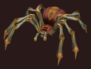 Bristly spinner (House Item) (Visible)