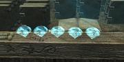 Coldain Summoning Crystal (visible)
