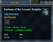Earhoop of the Lucanic Knights