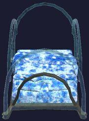Glacial bed (Visible)