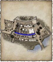 Karana Court map