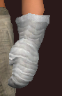 Knight's Gauntlets of the Stalwart (Equipped)
