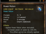 Power Potion