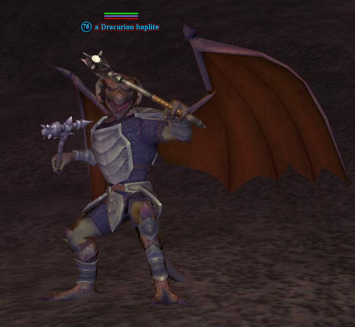 A Dracurion hoplite | EverQuest 2 Wiki | FANDOM powered by Wikia