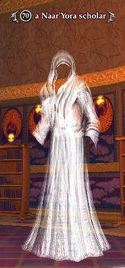 A Naar'Yora scholar