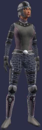 Awakened Scaleguard leather (female)