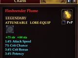Fleshrender Plume