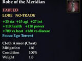Robe of the Meridian
