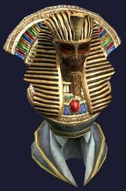 Trophy Godking Anuks Head (visible)