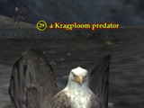 A Kragploom predator
