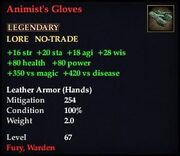 Animist's Gloves