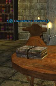 Compendium of Armaments