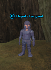 Deputy Fuzgrout