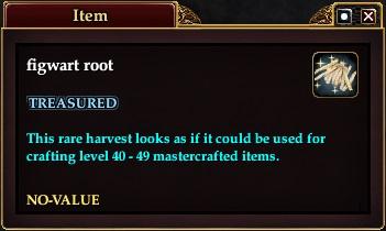 Figwart root