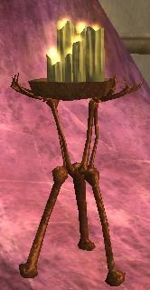 Sinister candelabra (Visible)