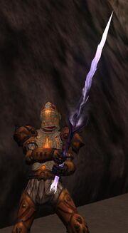 Darklight Soulripper wielded