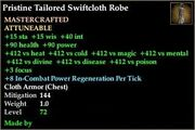 Tailored Swiftcloth Robe