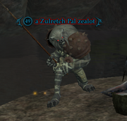 A Zulretch Pal zealot