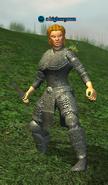 A highwayman (Antonica) (barbarian)
