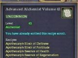 Advanced Alchemist Volume 42