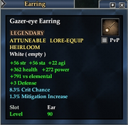 Gazer-eye Earring