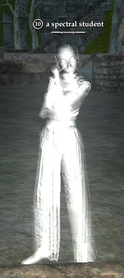 A spectral student