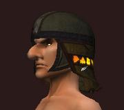 Ascendant's White Lotus Skullcap (Equipped)