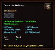 Devourite Wristlets
