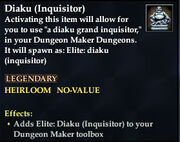 Diaku (Inquisitor)