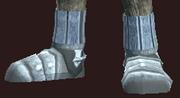 Myrmidon's Sabatons of the Citadel (Equipped)