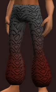 Seraphic Leggings of the Occultist (Equipped)