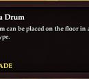 A Kerra Drum