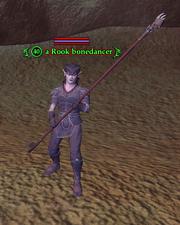 A Rook bonedancer