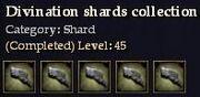CQ shard divination Journal