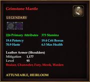 Grimstone Mantle